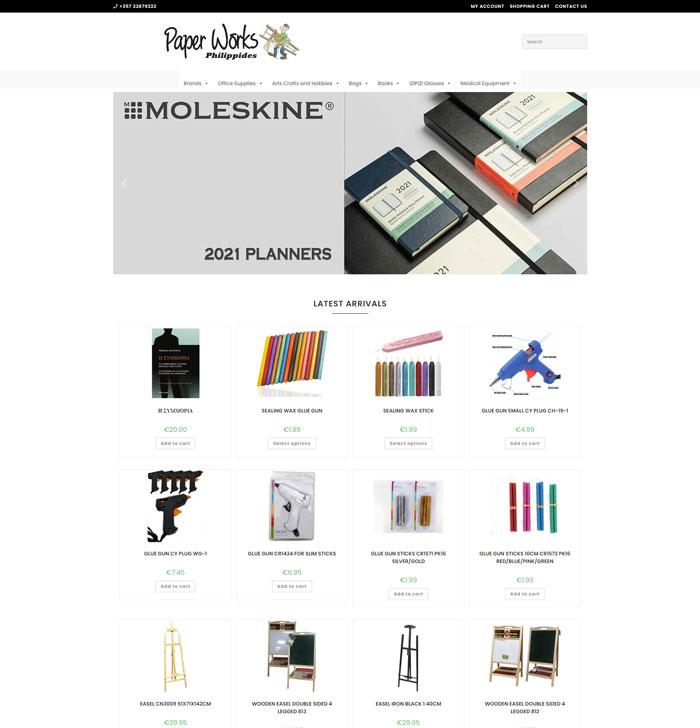 Paperworks Philippides
