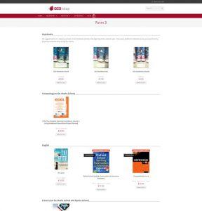 GC School e-shop