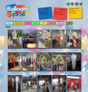 Balloons for all